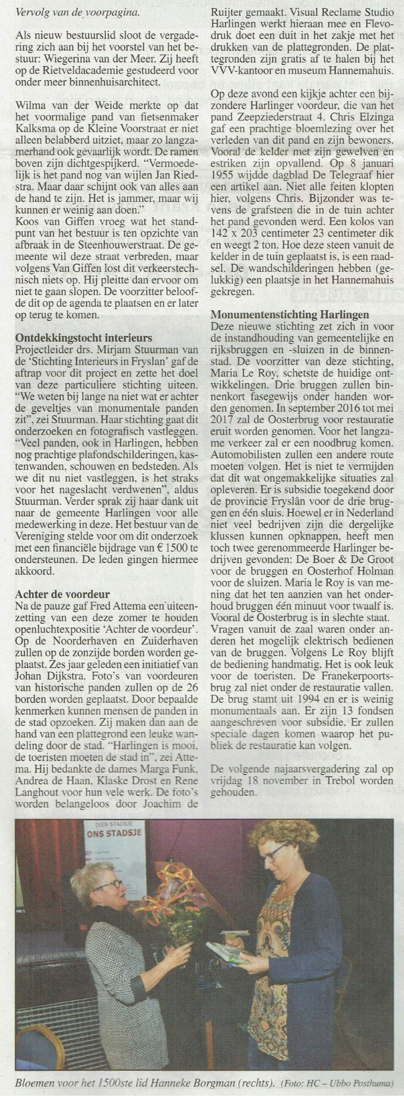 Harlinger Courant 22 04 2016 pag 3
